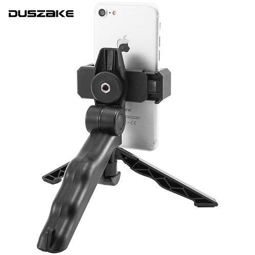 DUSZAKE P13 Live Desktop Mini Phone Tripod for Mobile Phone Tripod