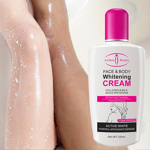 Collagen Skin Whitening Moisturizing Body Lotion Skin Lightening Cream
