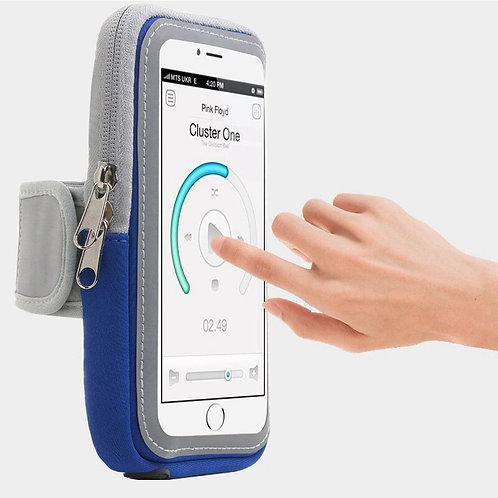 Sports Running Armband Waterproof Mobile Phones Phone Arm Band Brassard