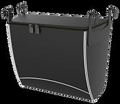 Wasserdichte Tasche für Rollatorn