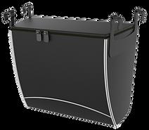 Wasserdichte Tasche für Rollatoren von Birkenrot