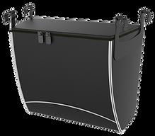 Wasserdichte Tasche für Rollator Birkenrot