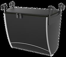 Wasserdichte Tasche für Rollator