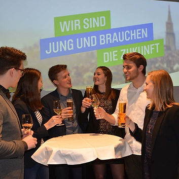 Vorstand June Grünliberale Bern 2018
