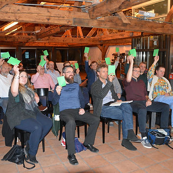Nominationsversammlung glp Thun