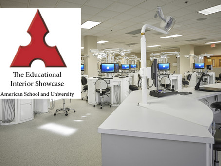 ACAI Awarded 2016 Outstanding Design for Healthcare Facilities / Teaching Hospitals