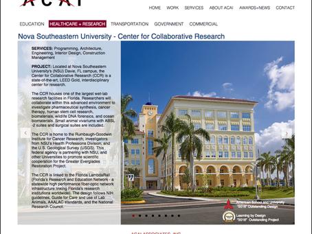 ACAI Associates Launches New Website