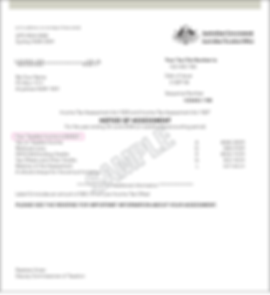 Sample Tax assessment notice 450w.png