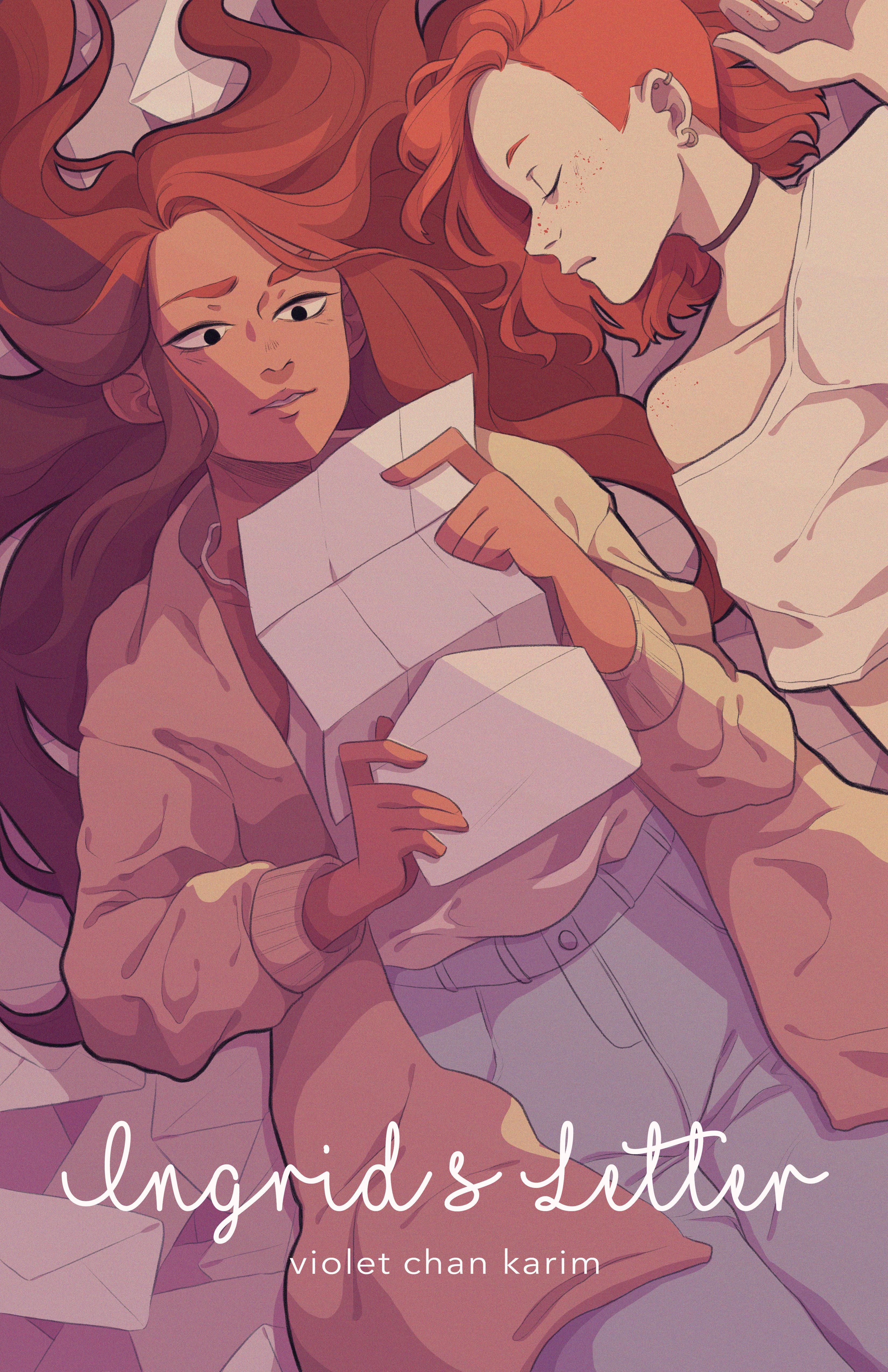 Ingrid's Letter Cover