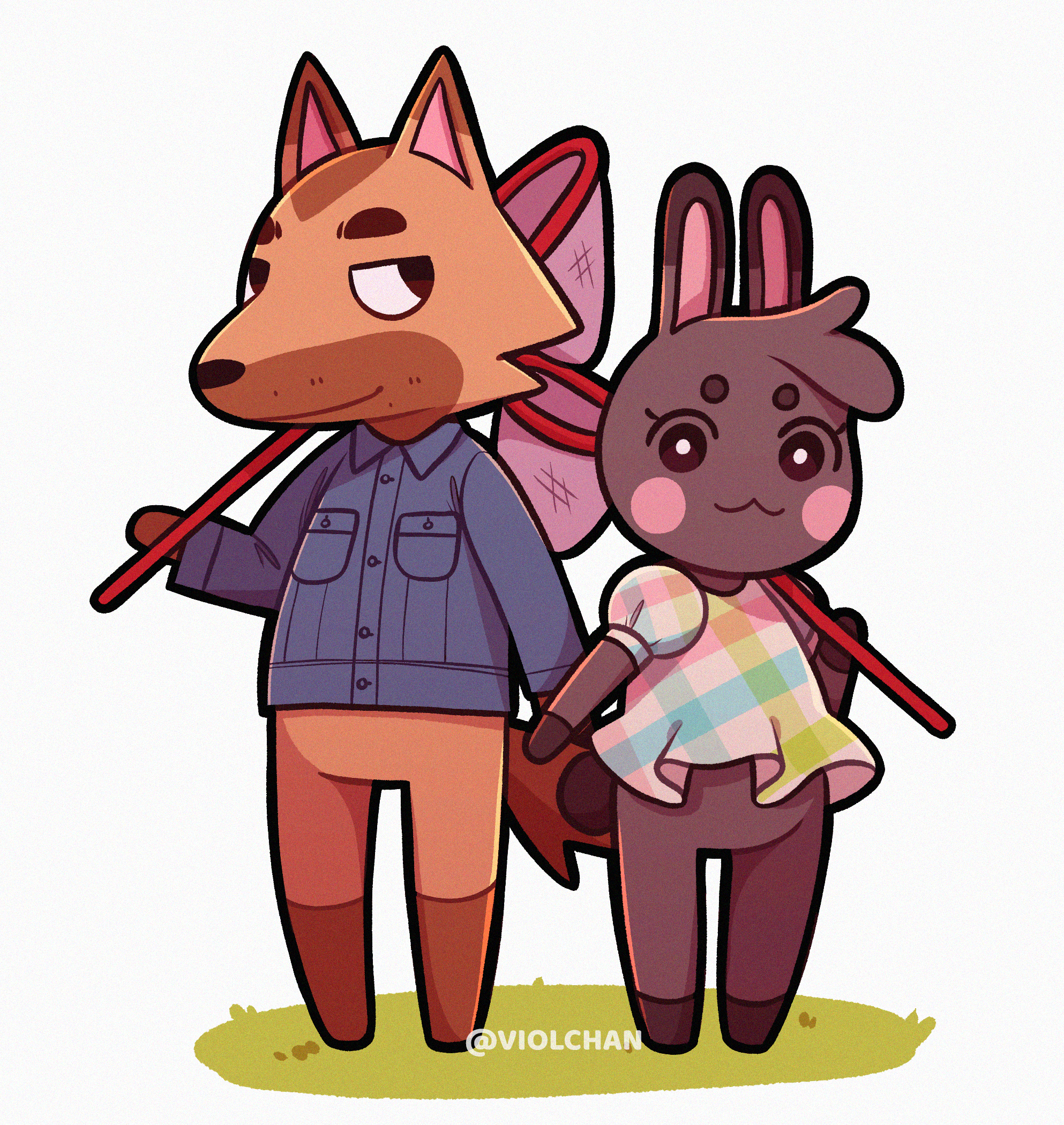 Animal Crossing Fan Art 3
