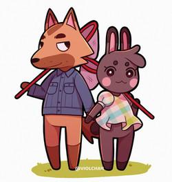 Animal Crossing Fan Art 3
