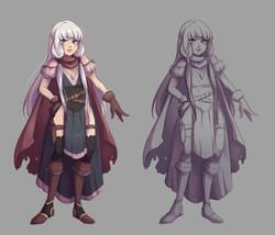 DnD Character Design