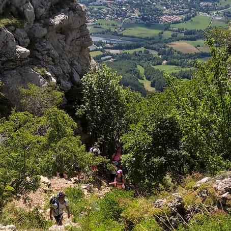 Sortie en montagne : Pic de Charance