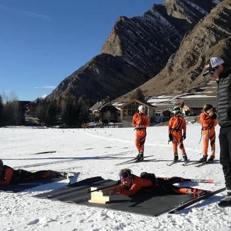 Ski nordique : un mercredi à Crévoux ...