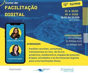 Curso de Facilitação Digital - 12ª Turma
