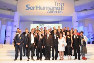 ABRH-RS - Cerimônia de Premiação TOP Cidadania e TOP Ser Humano 2018.