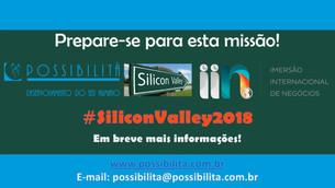 Prepare-se para esta missão! #siliconValley2018