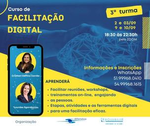 Curso de Facilitação Digital