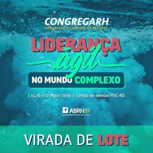Congregarh 2019 - Liderança Ágil no Mundo Complexo