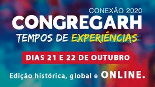Conexão 2020 - CONGREGARH  Tempos de Experiências