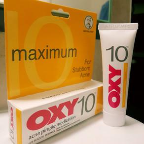 OXY 10 Acne Cream