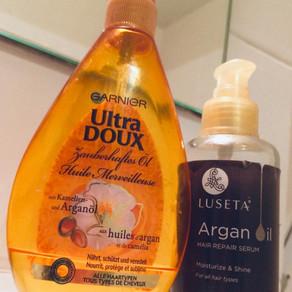 Argan Oil Hair Repair Serum
