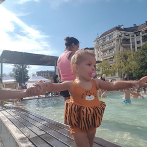 Pataugeoires - Wading pools