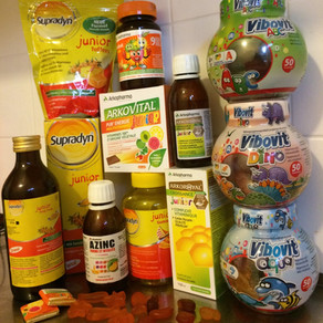 Multivitamin Supplements For Babies