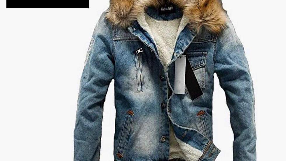 Lucci Fox Jean Coat