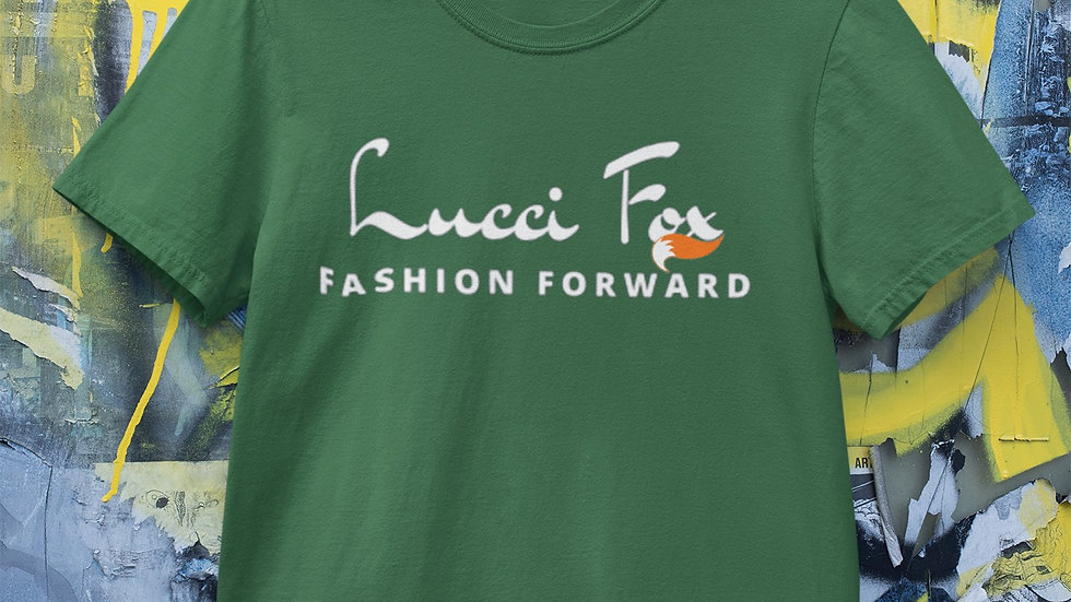 Lucci Fox Men's Fashion T-Shirt
