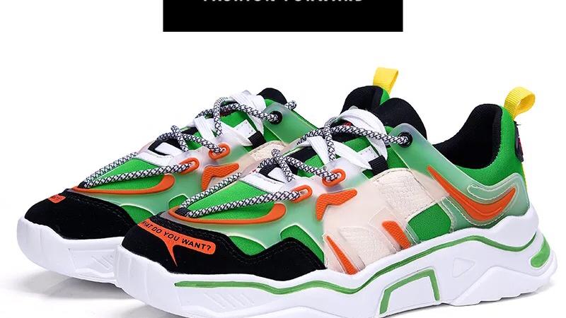 Lucci Fox Fashion Sneakers