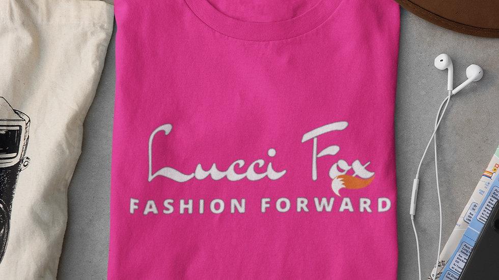 Lucci Fox Women's Fashion T-Shirt