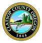 Clatsop County Oregon logo