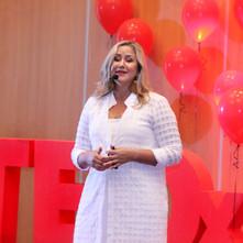 Speaker Kira Vilanova