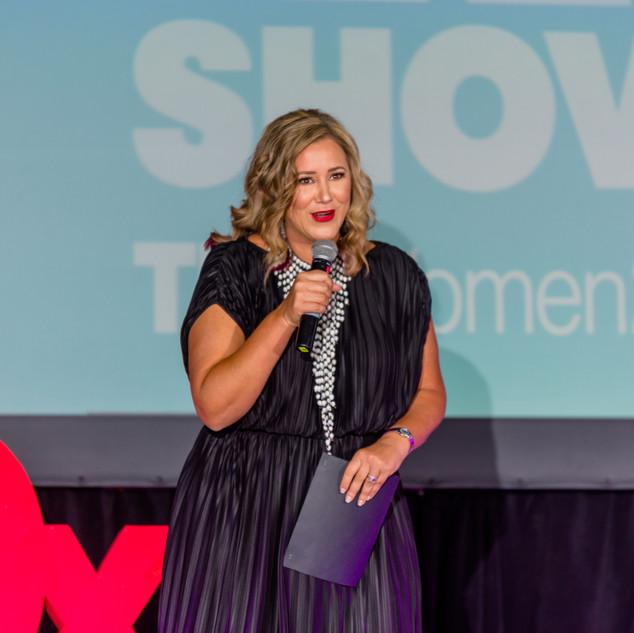 Host Kira Vilanova