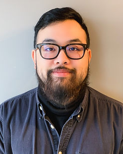 Photo of Albert, who is a student optometric assistant.