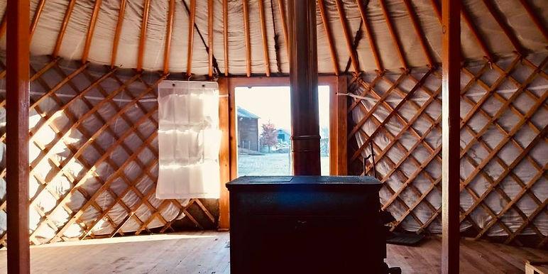 Yurt/ Ger