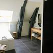 badkamer met inloopdouche en ligbad