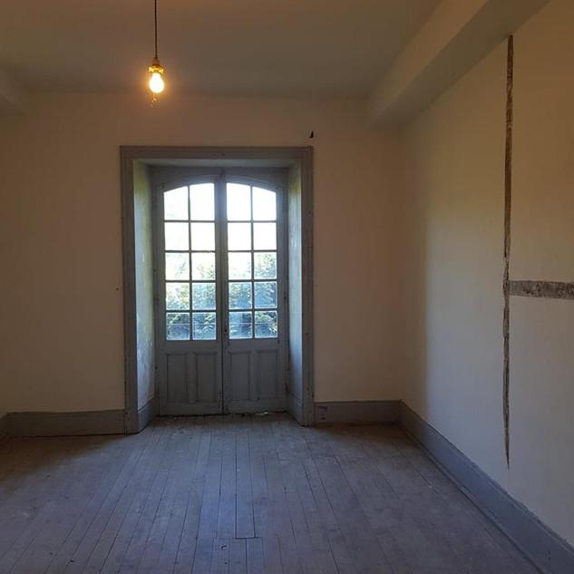 Galerie middenkamer