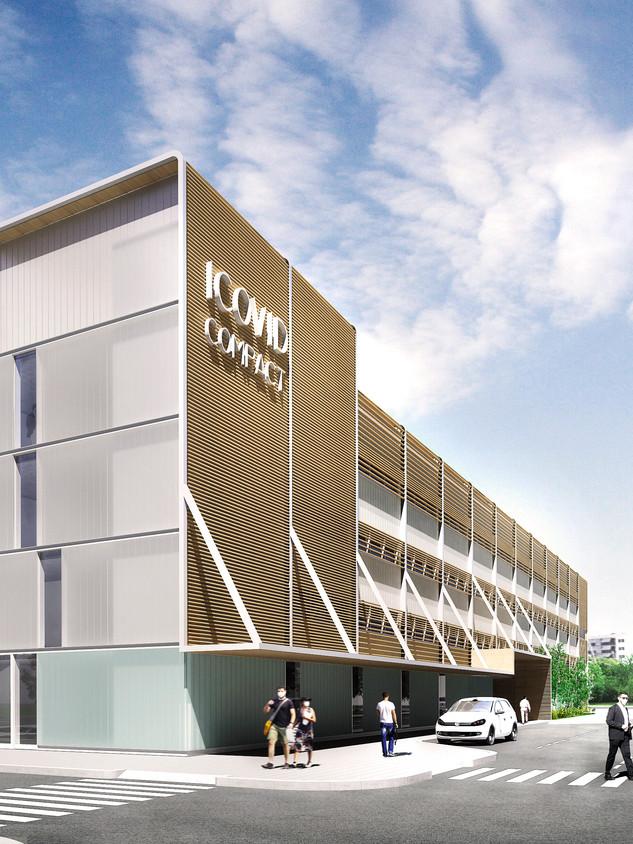I-COVID COMPACT HOSPITAL
