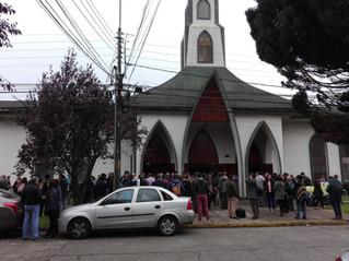 Sínodo Pastoral y Junta General en Temuco