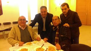 Reunión especial de Hombres