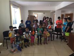 Cultos Infantiles