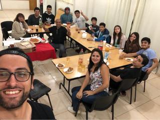 Jóvenes y Juveniles. Inicio de Actividades 2018