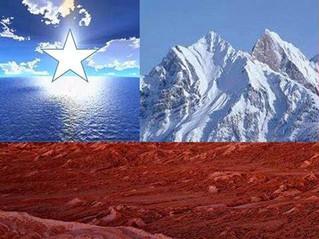 Orando por Chile