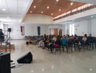 Mujeres: Primer Retiro Espiritual 2018