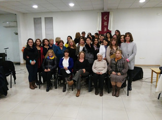 Once Evangelística de Mujeres