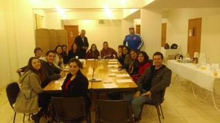 Reunión Jóvenes Mayores
