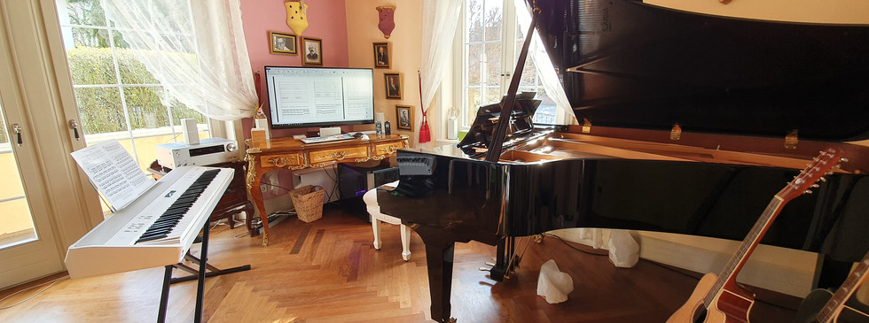 Saeed Habibzadeh - Beyond notes - Music Studio 2 - Official