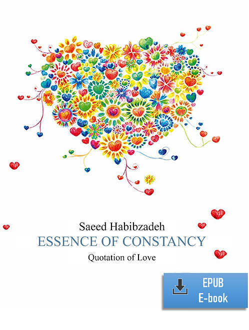 E-Book: Essence of Constancy - Quotations of Love (English) (EPUB)